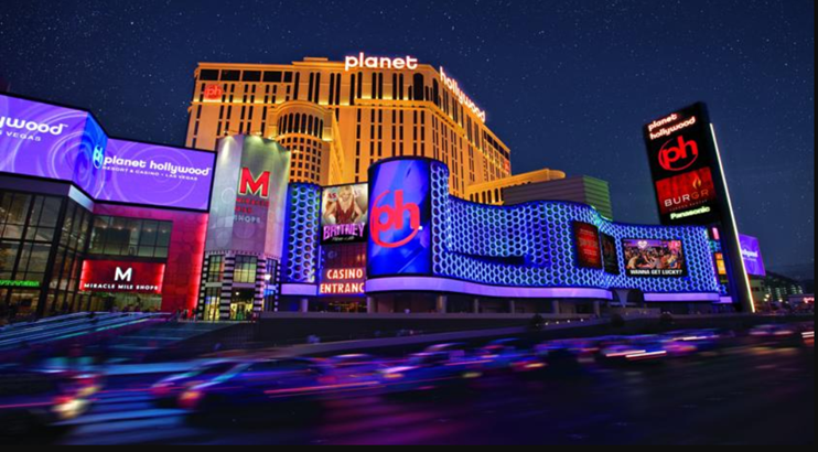 IBAA @ Planet Hollywood in 2018 Recap!